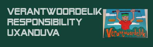 Dorothea Values - Verantwoordelik, Responsibility, Uxanduva